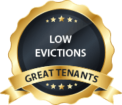 low evictions